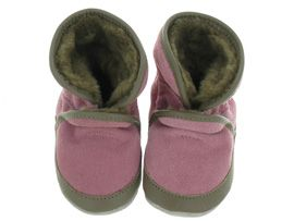 ROBEEZ COSY BOOT<br>Rose