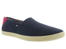 TOMMY HILFIGER EASY SUMMER SLIP ON<br>Marine