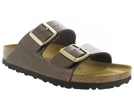 BIRKENSTOCK ARIZONA GRACEFUL<br>Marron