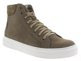 Armando baskets et sneakers 39232 taupe