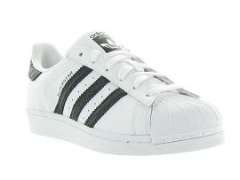 Adidas baskets et sneakers superstar foundation cf bicolore