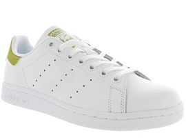 Adidas bottines et boots stan smith junior or