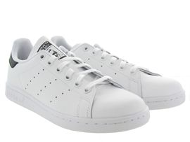 GAP STAN SMITH JUNIOR:Cuir lisse/Noir/Noir