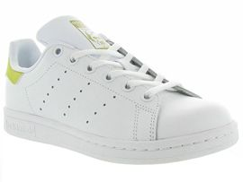 DALI STAN SMITH BB0209:Cuir lisse/Blanc/Blanc
