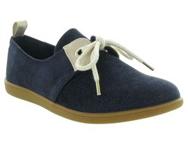 LOVELY STONE ONE SPARKLE:Nubuck/Bleu/Marine
