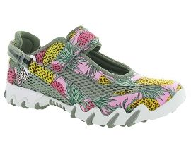 1121 NIRO PINEAPPLE:Toile/Multicolor/Tricolore