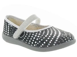 Bellamy chaussons et pantoufles tea gris
