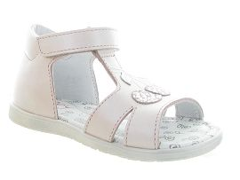 KIDS CAYMAN CLASSIC KID REGALAD:Cuir lisse/Rose/Rose