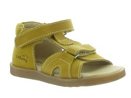 MADRID METALLIC STONE JOE:Cuir lisse/Jaune/Jaune