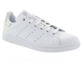 5071 STAN SMITH JUNIOR:Cuir lisse/Blanc/Blanc