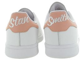 DAX STAN SMITH JUNIOR:Cuir lisse/Blanc/Blanc