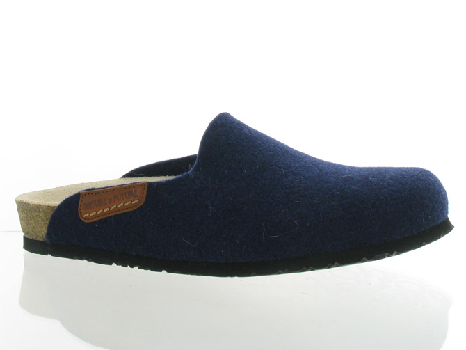 Mephisto chaussons et pantoufles yin marine4326902_2