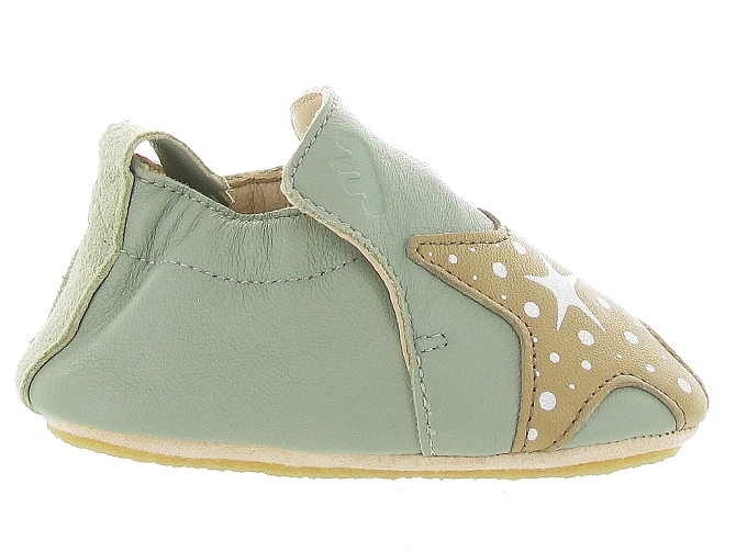 Easy peasy chaussons et pantoufles blublu s star vert5095401_2