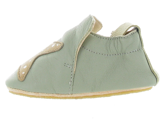 Easy peasy chaussons et pantoufles blublu s star vert5095401_4