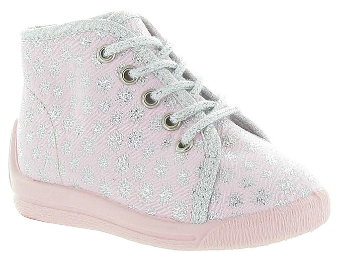 Bellamy chaussons et pantoufles dac rose pale