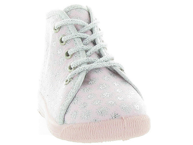 Bellamy chaussons et pantoufles dac rose pale5100301_2