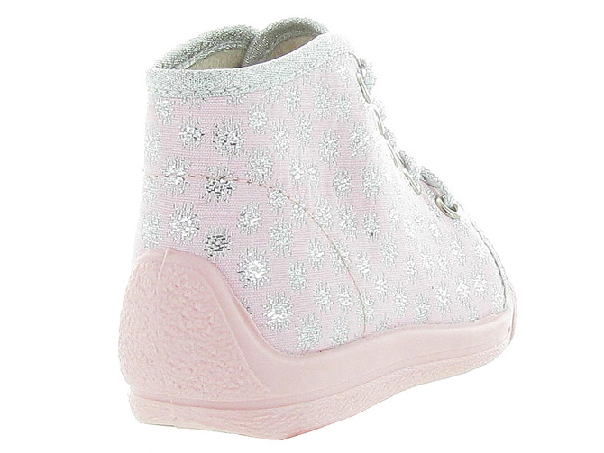 Bellamy chaussons et pantoufles dac rose pale5100301_4