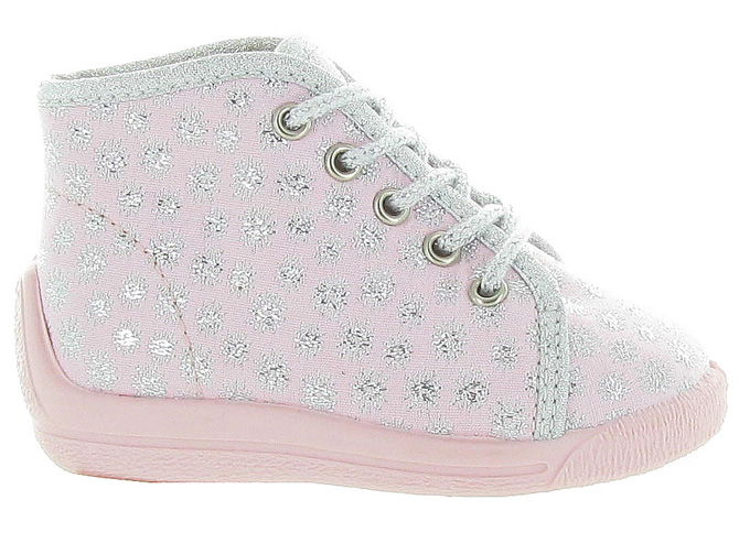 Bellamy chaussons et pantoufles dac rose pale5100301_5