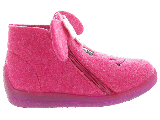 Bellamy chaussons et pantoufles prague fushia9992901_6